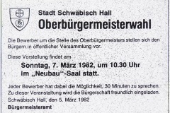1982-Bekanntmachung
